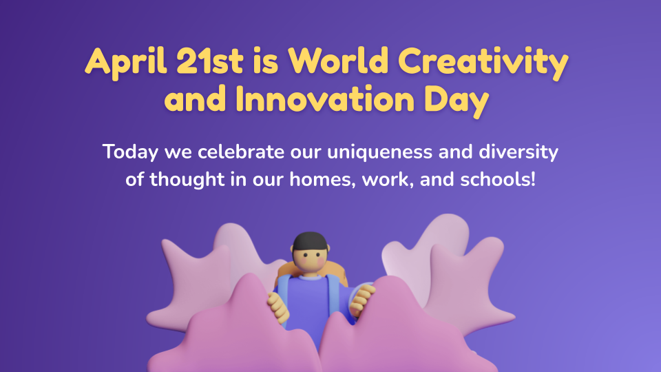 World Creativity and Innovation Day (1)